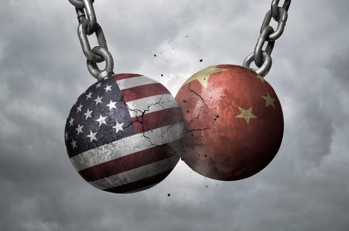 仮想通貨 中国との覇権争い