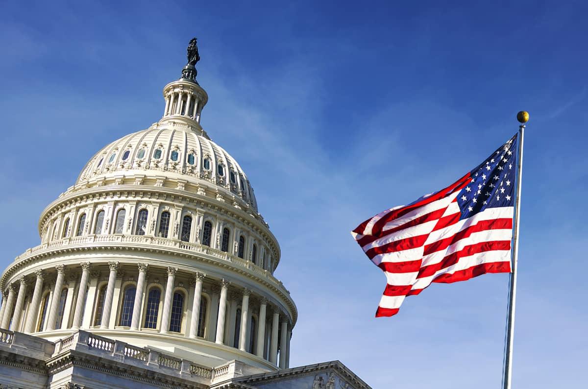仮想通貨 米国連邦議会の議席数